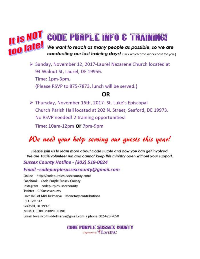 CODE PURPLE INFO Fall last training 2017.jpg